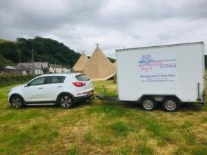trailer at bideford wedding